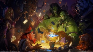 Hearthstone legend Warcraft Heroes HD Wallpapers 2