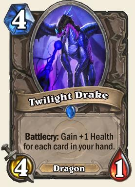 Top Decks 1 - Twilight Drake