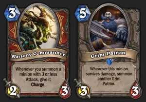 Top Decks 2 - Warsong and PAtron